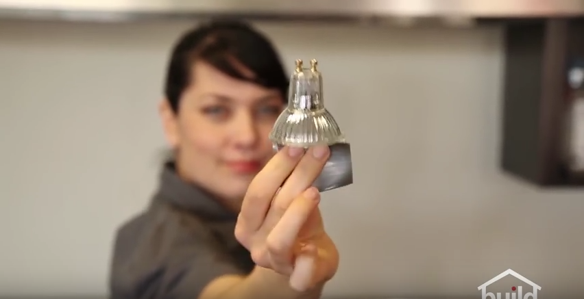 How to change a recessed light bulb!