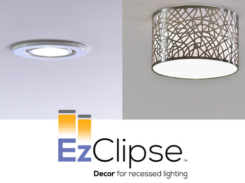 sc 1 st  EzClipse & Improving Recessed Lighting - An Easy Home Staging Solution