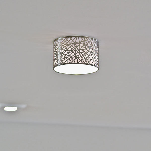 Ceiling Light Covers Clip On : Recessed lighting shades inch stylish round ezclipse