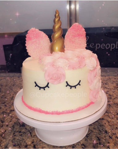 Unicorn Cake - 2 Layer Round