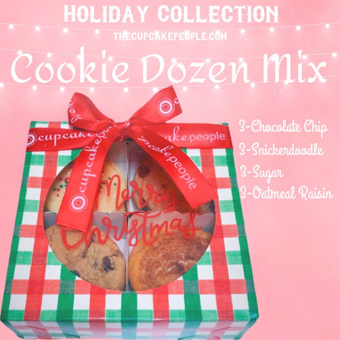 Cookie Dozen Mix (1 dozen)