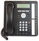 Avaya 1416 Digital Display Phone. Refurbished office phone for receptionists and office managers.