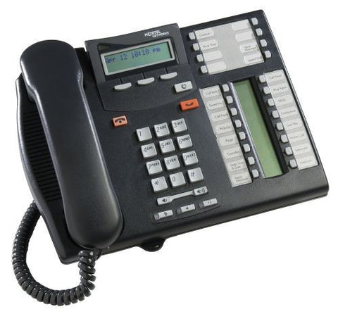 Nortel Networks, Avaya, Norstar T7316E business phone