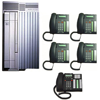 Nortel CICS small office phone system