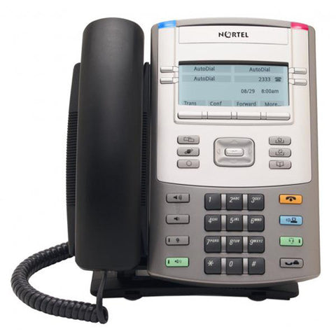 "Nortel Meridian 1120 IP Phone. In ""Like New"" refurbished condition with 2 year warranty. - NTYS03"
