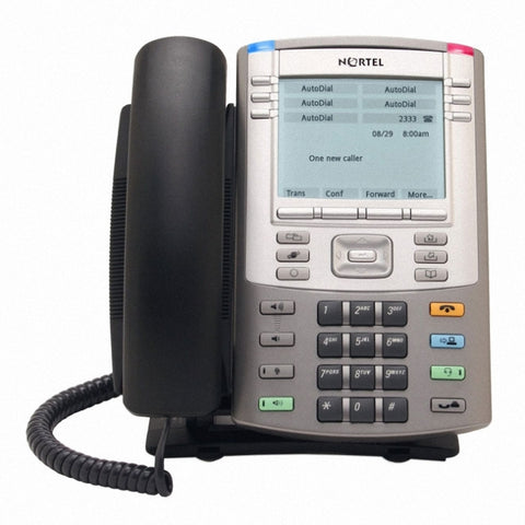 "Nortel Meridian 1140 IP Phone. In ""Like New"" refurbished condition with 2 year warranty."