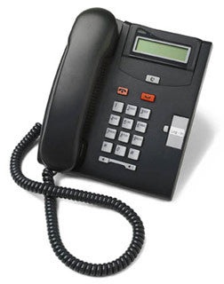 Nortel Meridian T7100 Display Phone
