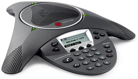 Polycom IP 6000  VoIP Speakerphone - Refurbished