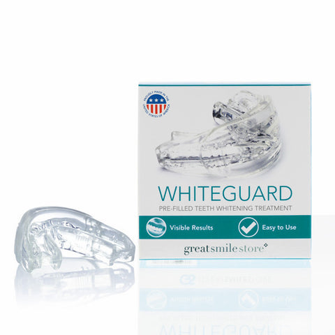Whiteguard 20 Minute Smile Makeover