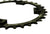 1x 96 BCD Variable Tooth Chainrings for XT M8000
