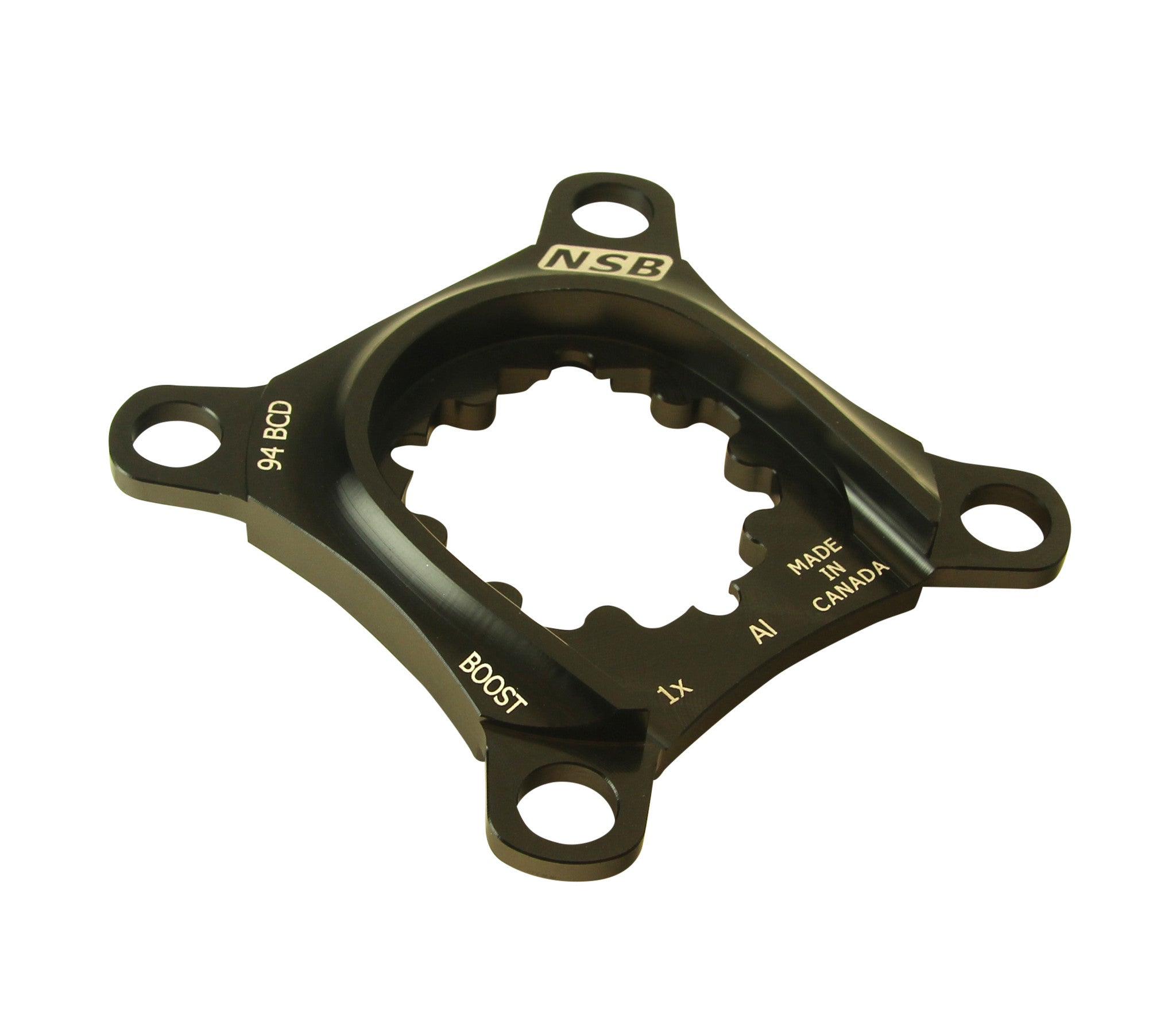 1x 94 BCD Spider for SRAM Cranks (Boost Compatible)