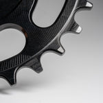 Race Face Cinch Boost direct mount chainring teeth machining detail