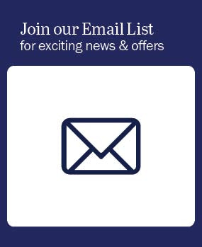Sign up for Email List