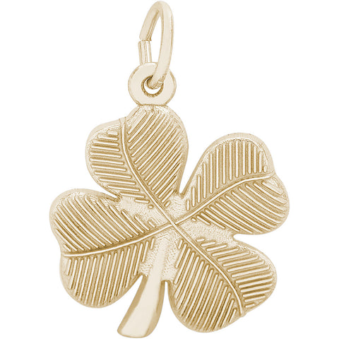 Four Leaf Clover Charm