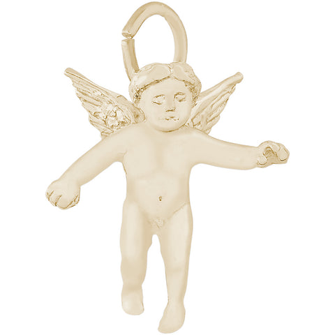 Cherub Angel Charm