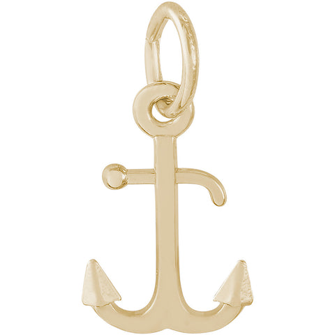 Anchor Accent Charm