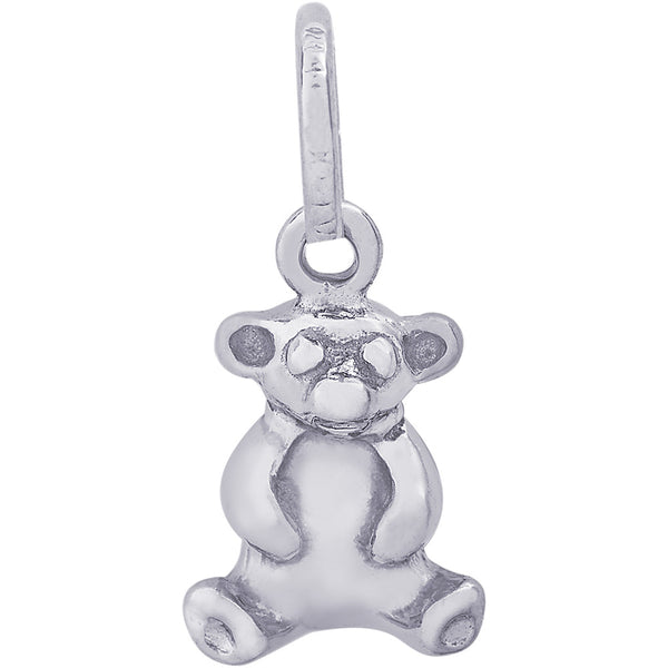 Sitting Bear Accent Charm