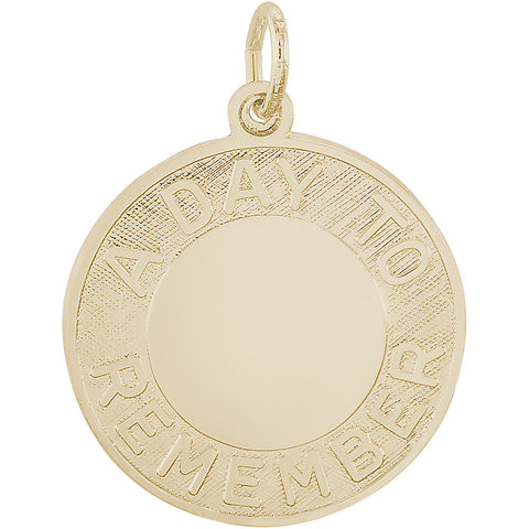 A Day To Remember Disc Charm