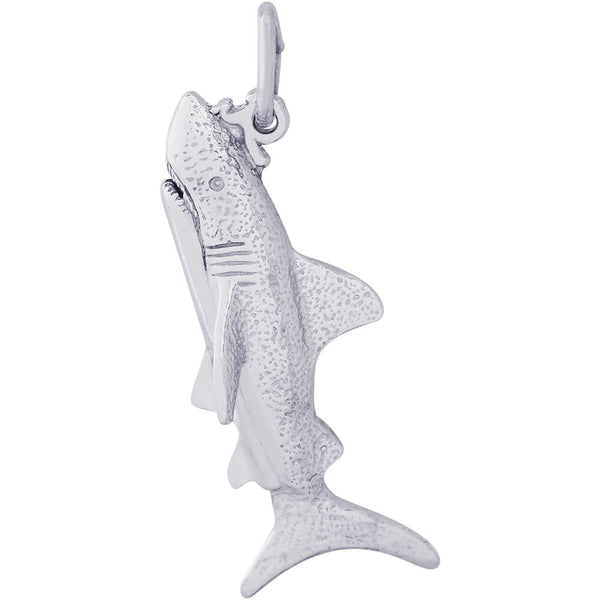 GREAT WHITE SHARK - Rembrandt Charms
