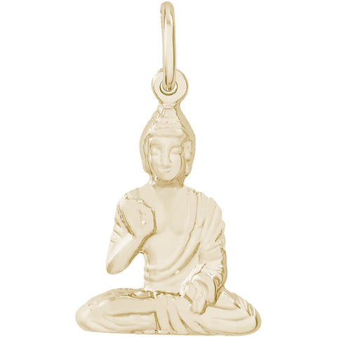 Protection Buddha Charm
