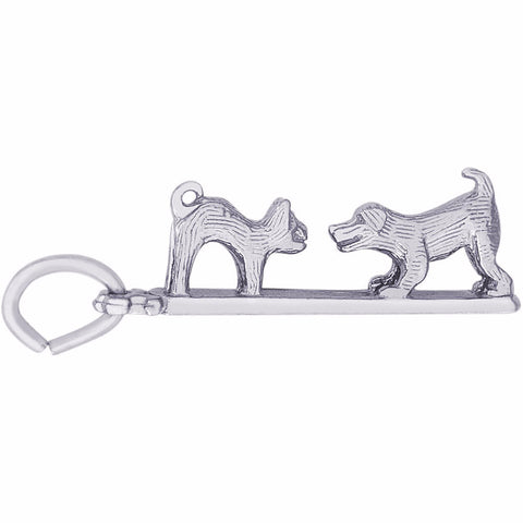 Pet Lover Charm