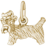 Yorkshire Terrier Dog Charm - Rembrandt Charms - 2