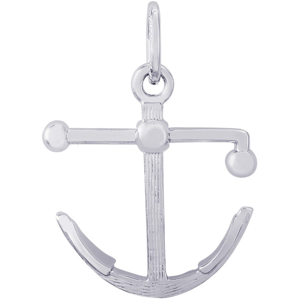 Kedge Anchor Charm