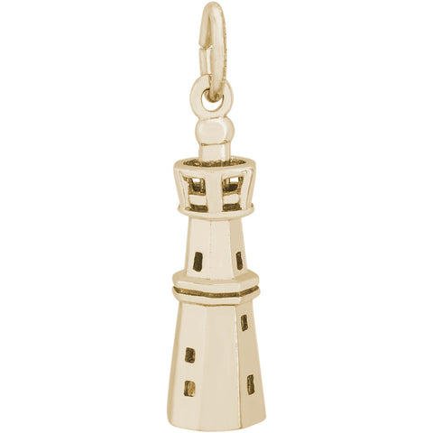 Harbour Lighthouse Charm