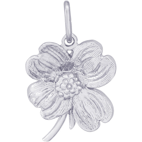 Dogwood Flower Charm