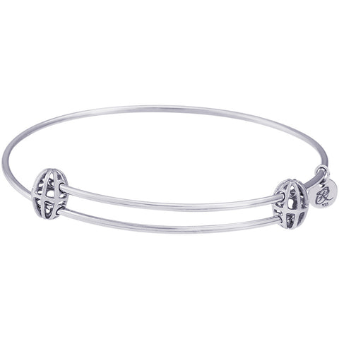 Graceful Bangle Bracelet
