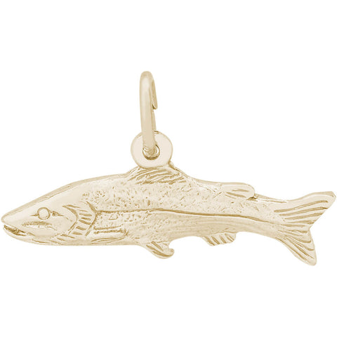 Snook Fish Charm