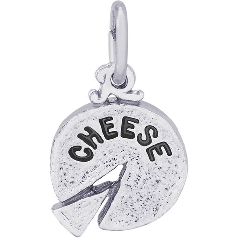 Cheese Wheel Charm