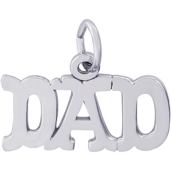 Just For Dad Charm