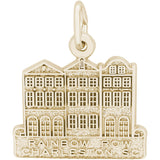 Rainbow Row Houses Charm