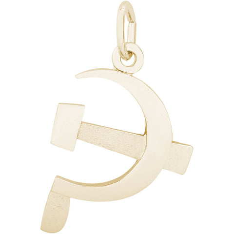 Hammer & Sickle Charm