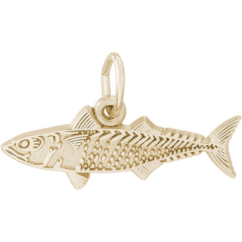 Mackerel Fish Charm
