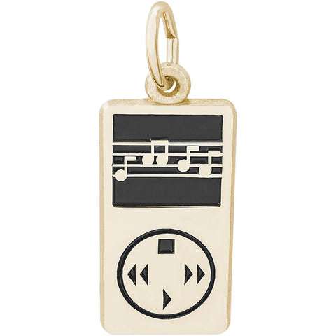 MP3 Player Charm