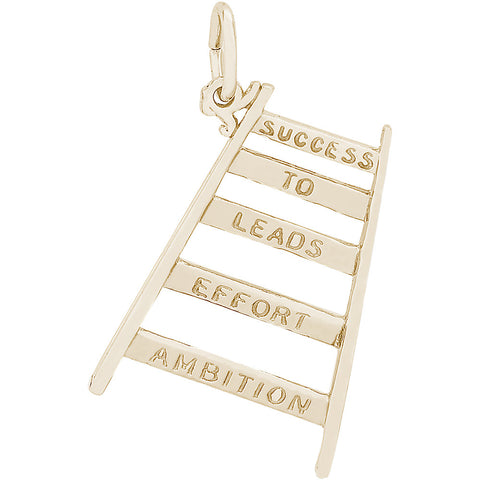 Ladder Of Success Charm