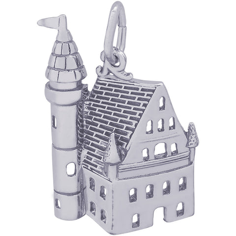 Fairytale Castle Charm