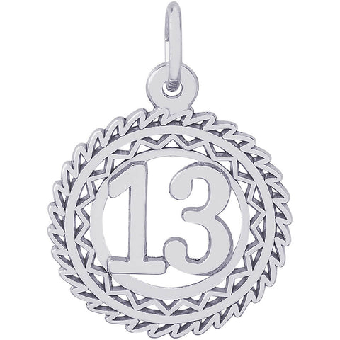 Victory Number Thirteen Charm