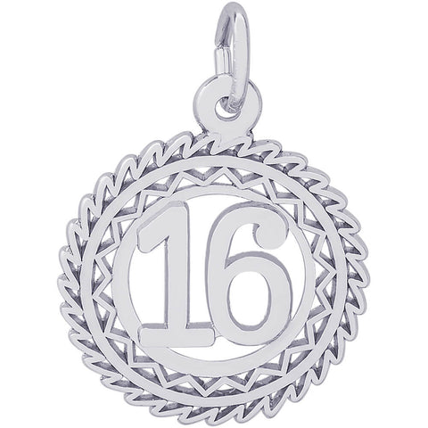 Victory Number Sixteen Charm