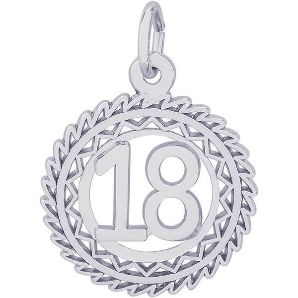 Victory Number Eighteen Charm