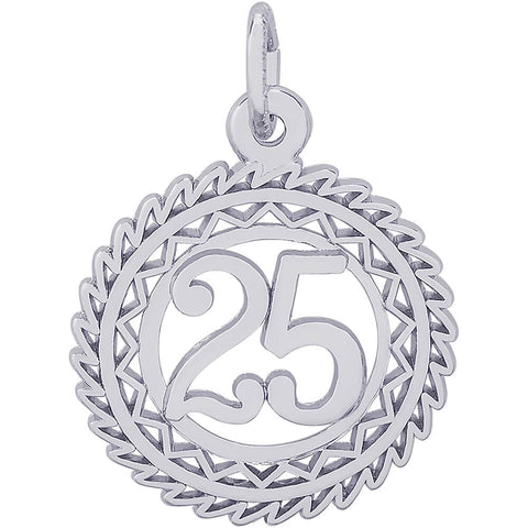 Victory Number Twenty Five Charm