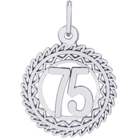 Victory Number Seventy Five Charm