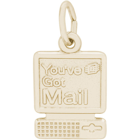 You've Got Mail Computer Charm
