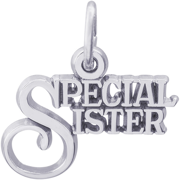 Special Sister Charm