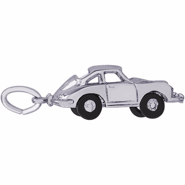Vintage German Sports Car Charm