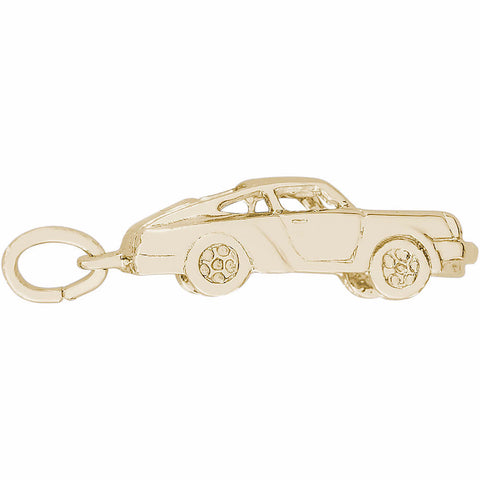 Classic German Sports Car Charm