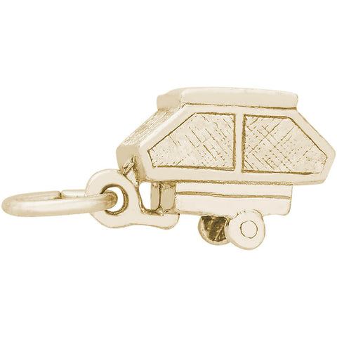 Pop-Up Camper Charm