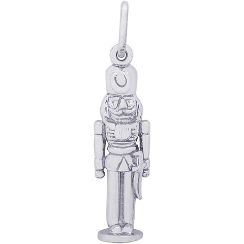 Nutcracker Soldier Charm